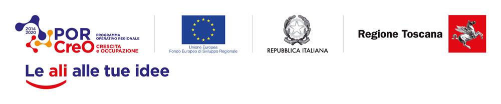 Progetto co-finanziato dal POR FESR Toscana 2014-2020
